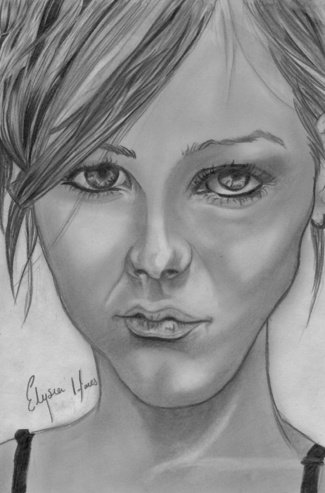 Avril Lavigne por Lamia5